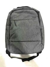Incase City Compact Bag Backpack, Gray/Black