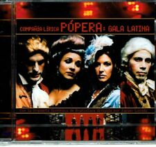 Popera Compania Lirica Gala Latina (Spain Import)  BRAND  NEW SEALED CD