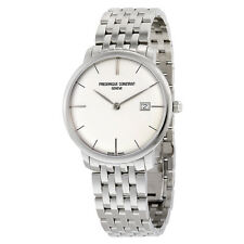 Frederique Constant Slim Line Automatic Silver Dial Mens Watch FC-306S4S6B2