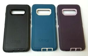 OtterBox Defender Series Case for Galaxy S10+ (plus) Face Only NO Clip - colors