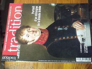 µ? Revue Tradition Magazine n°265 Chirurgien Grande Armée WILKOMIR Kurtka Polon.