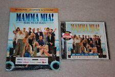 Mamma Mia! Here we go Again DVD +CD  Polish Release