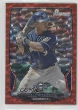 2013 Bowman Red Ice /25 Jean Segura #183
