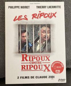Les Ripoux / Ripoux contre ripoux - Coffret Digipack 2 DVD Lhermitte Noiret Zidi