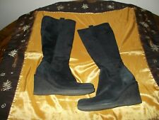 JAXIE Donna Stivaletti TG 36  Scarpe Stivali Boots COLORE NERO