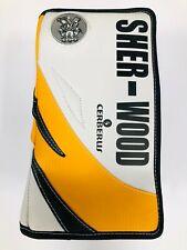 New Sherwood ice hockey goalie blocker junior equipment size glove catcher C5 jr