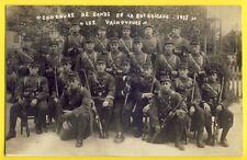 CPA Carte Photo SAINT MIHIEL en 1913 MILITAIRES SOLDATS du 150e RI 80e Brigade