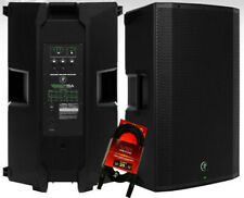 """Mackie Thump 15A Active 15"""" Powered Dj / Pa Loud Speaker 1300W Class-D + Cable"""