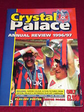 CRYSTAL PALACE - ANNUAL REVIEW - 1996-1997