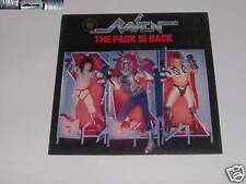 Raven - The pack is back  LP 1986