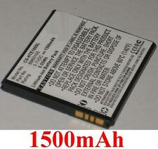 Battery 1500mAh type BM65100 HTX21UAA For HTC Desire 700