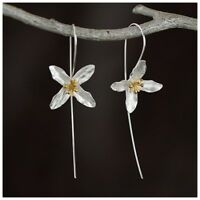 925 sterling silver handmade earrings for women fine jewelry wholesale V6Y7