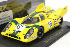 Fly C58 Porsche 917 K Nuburgring 71' New 1/32 Slot Car In Display Case *Rare*