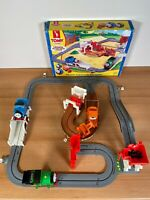 Vintage Tomy Thomas And Friends Big Loader Complete & Working - Boxed Inc Motor!