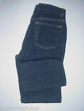 GAP 1969 FLARE JEANS DENIM DARK WASH BLUE WOMEN'S 8 REGULAR - PRISTINE!
