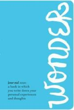 The Wonder Journal by R.J. Palacio ~ English