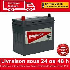 Hankook 54551 Batterie de Démarrage Pour Voiture 12V 45Ah - 234 x 127 x 220mm