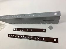 6G7 Brownface Bandmaster chassis w/front and back finished plates