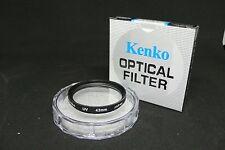 Universal 43 mm  Circular Screw in Camera Lens Filer UV Filter