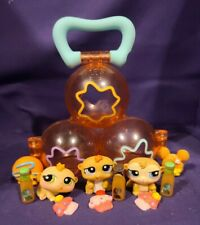 LPS Littlest Pet Shop AUTHENTIC Lot Triplets Petriplets Hamster 1477 1478 1479