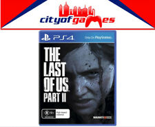 The Last of Us Part 2 II PS4 Game Brand New Pre Order