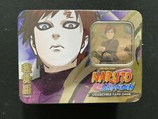 Naruto CCG Gaara Tin - Factory Sealed