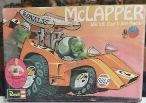 Revell Deal's Wheels McLapper race car kit (revised)