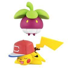 POKEMON Battle Action Figure-bounsweet VS Pikachu