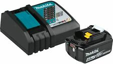 Makita BL1840BDC1 18V LXT Lithium Ion 4.0Ah Battery and Charger Starter Pack NEW