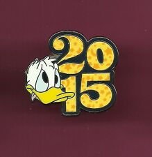 Donald Duck 2015 Number Splendid Disney Pin Confused Expression