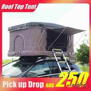 Outdoor Roof Top Tent Hard Shell Camping Expedition Overland Rooftop Tent Pickup