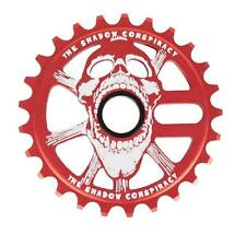 TSC The Shadow Conspiracy BMX Scream Sprocket Chainwheel Crimson Red 25T