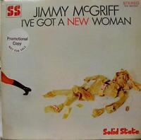 JIMMY MCGRIFF ive got a new woman LP VG SS 18030 Vinyl  Record