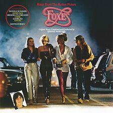 Foxes - Original SoundTrack New 24 Bit Remastered Import CD  1 Bonus Track