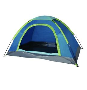 Ozark Trail Kids 2 Person Dome Camping Play Tent Sleep Over Backyard 6'x4' NEW