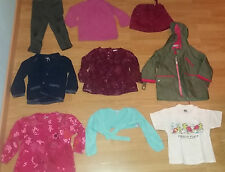 Lot de vêtements pour fille taille 2ans