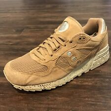 Saucony Shadow 5000 ''Gold Rush Pack'' Men's Size 9 (sand/tan/gold)(S70414-3)