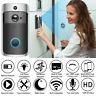 Smart Wireless WiFi Doorbell Phone Door Ring Intercom Security Camera Video Bell
