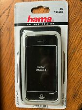 100pcs HAMA SILICON CASE FOR APPLE iPHONE 4 -  00104586