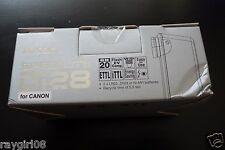 Nissin Speedlite Di28 Shoe Mount Flash for  Canon DSLR New in Open Box