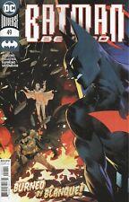 BATMAN BEYOND #49 COVER A DAN MORA VF/NM 2020 DC COMICS HOHC