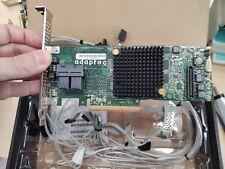 Adaptec RAID 7805 (2274100-r, 2274200-r), SAS + ssd HBA, Microsemi