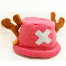 One Piece Chopper Hat Cosplay Plush Anime Soft! UK SELLER! FAST DELIVERY!