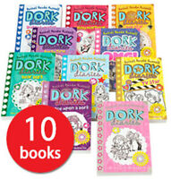 Dork Diaries Collection - 10 Books