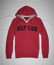 Tommy Hilfiger Men Full Zipper Sweater hood size Small new with tags
