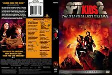 SPYKIDS 2 - The Island of Lost Dreams - NEW DVD FREE POST  mmoetwil@hotmail.com