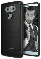 LG G6 / G6 Plus Case [Ringke ONYX] Flexible Durability, Durable Anti-Slip Cover