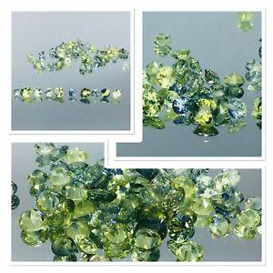 Natural Sapphires Diamond Cut Jewellers Grade 8.21 Carat Mixed Colours