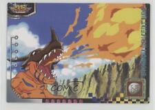 1999 - Digital Monsters Japanese Base #09 Digimon Adventure Non-Sports Card 0b5
