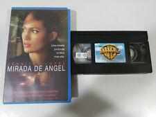 MIRADA DE ANGEL JENNIFER LOPEZ JIM CAVIEZEL MANDOKI VHS CINTA TAPE CASTELLANO